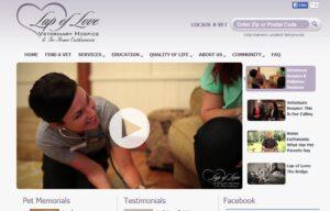 LapOfLove - New website